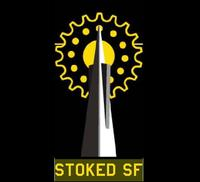 Stoked SF logo image